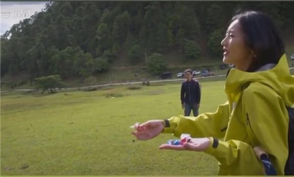 刘雯做客《很高兴认识你》,在线寻找云南山野食材