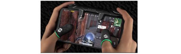 极致操控体验,黑鲨电竞外设打造最强手游利器