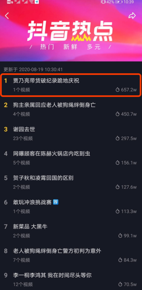 抖音奇妙好物节苏宁易购专场,2.4亿销售额再创新记录