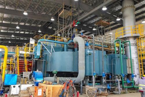 中正锅炉为奥地利跨国企业提供高品质燃气锅炉 绿色环保又高效