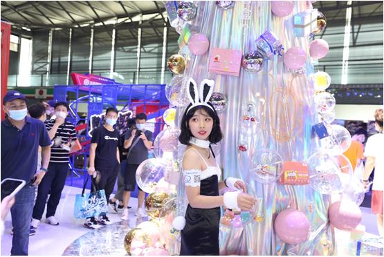 名创优品携系列盲盒及IP周边登陆ChinaJoy2020,引领潮玩时尚