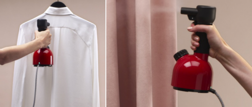 LAURASTAR新品揭晓   IGGI新一代手持净化蒸汽熨烫机