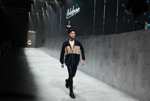 费雷梵萨品牌与哥本哈根皮草联名款亮相海宁国际时装周