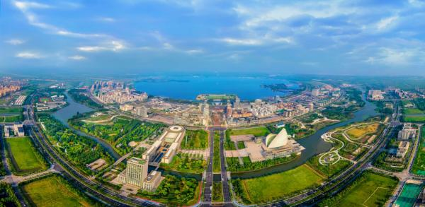 """""""临港新片区""""城市会客厅""""再发力 丨 上海国际文化创意园区项目启动"""""""