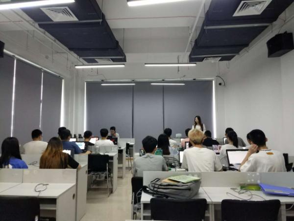 产教融合,专业共建—— 源码时代与四川工商职业技术学院开展校外实训