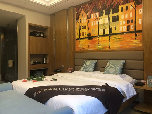梦百合零压房,让酒店居住环境更符合时代需求