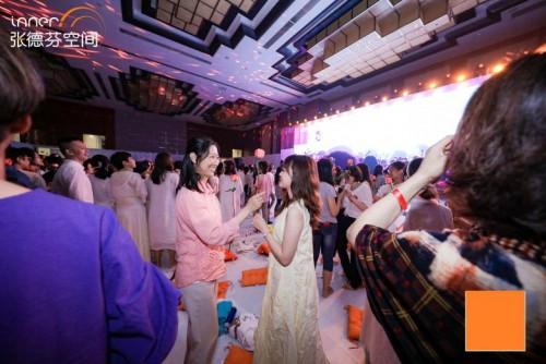 探索内在之旅丨张德芬空间杭州站遇见体验营,圆满落幕