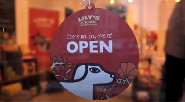 英国高端宠食品牌Lily's Kitchen强势进入中国市场