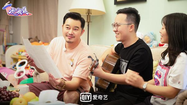 《未知的餐桌》岳云鹏为父亲写歌听哭郁可唯