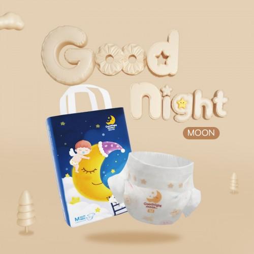 晚安月亮以安全品质,引领母婴界柔性革命