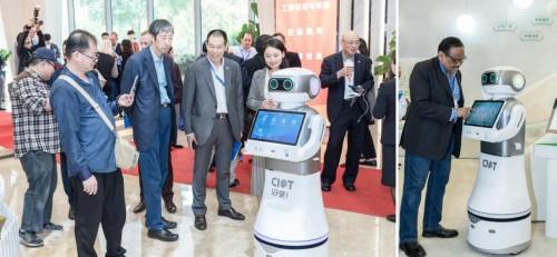 """见""""圳""""40载 中智卫安助力深圳打造机器人产业""""样本"""""""
