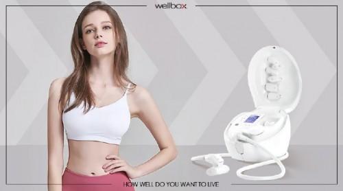 女性消费崛起 豌豆淘正式引进法国美容仪器Wellbox