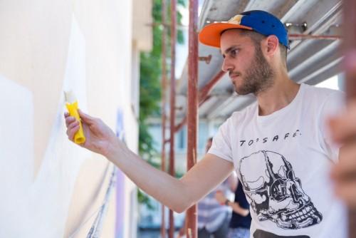 携手荷兰艺术家打造都市慢闪店,美的开启首次全国巡展