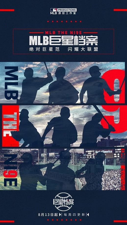谁是美职棒大联盟C位球星,《MLB巨星档案》等你来看