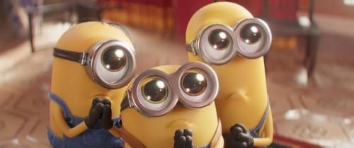 虽然小黄人大眼萌2推迟了,但是还有神秘惊喜等着粉丝们!