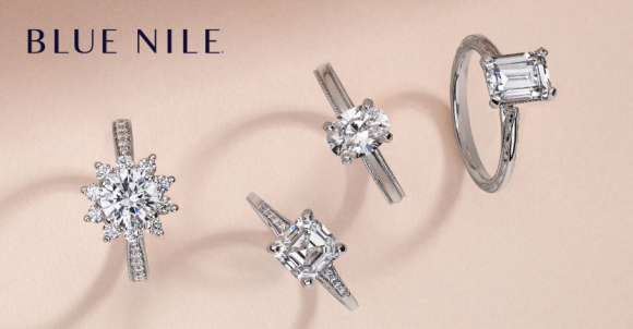 Blue Nile,颠覆你对钻石行业的想象