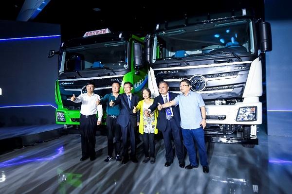 城建用车行业标准创领者 欧曼法规城建产品以全勤实力助推北京绿色建设