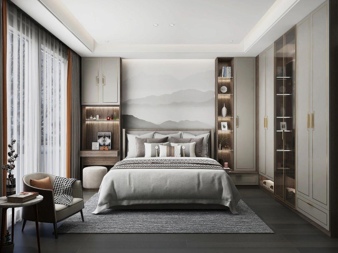 新中式家居还能这样设计,海尔全屋家居令人耳目一新