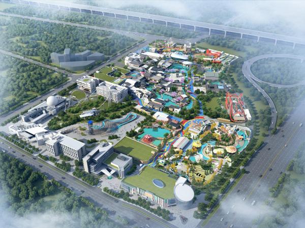 扬州首家开放式文旅综合体明年开业,从此周末可以这样过