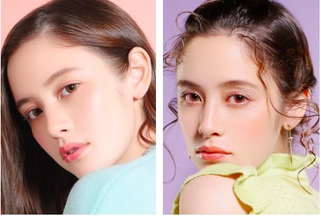 日本美瞳品牌Glam up耀目上市 超人气模特琉花LUKA出演告白系