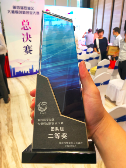 万门大学荣获第十二届中国深圳创新创业大赛(罗湖赛区)第二名!