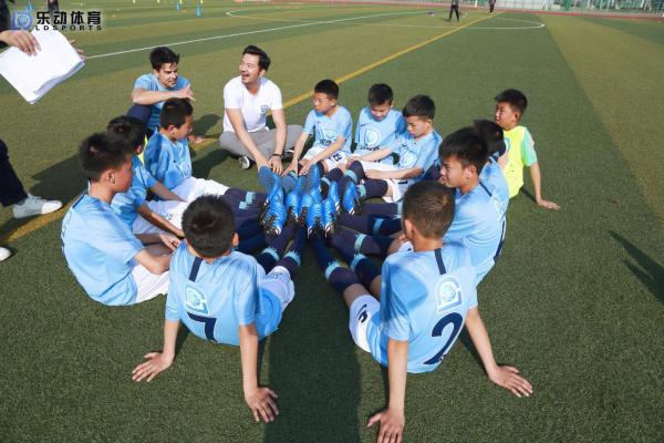 儿童体育培训行业前景展望,乐动体育的未来新策略