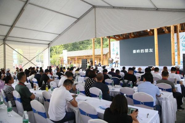 150公里秦岭山地景观大道气势磅礴,留坝民宿与露营产业互动发力!