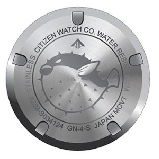 天生带刺 不破不立——西铁城PROMASTER系列潜水机械河豚款腕表登场