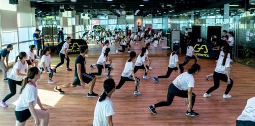 全健身互动平台开启健身经营新模式