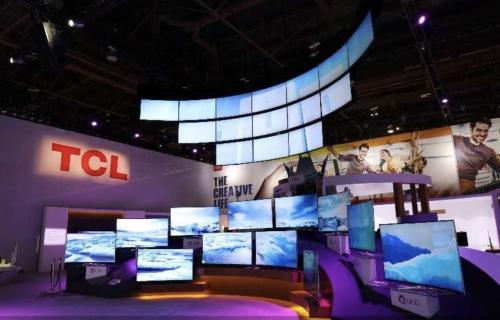 """TCL华星加速战略布局 全球面板产业形成""""两超多强""""格局"""