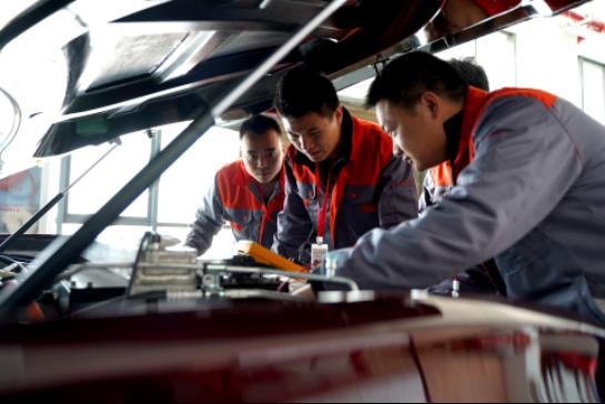 格罗夫氢能汽车,产业化工作如火如荼 创新驱动 培育发展新动能