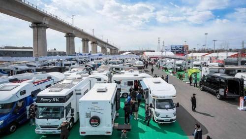 第20届北京国际房车展暨第25届房车露营大会即将开幕
