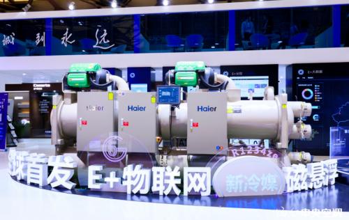 深圳地铁最大项目交给海尔:以前认准空调,现在是高效机房系统!