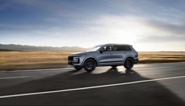 理想ONE:更自由的智能电动车 开启新征程