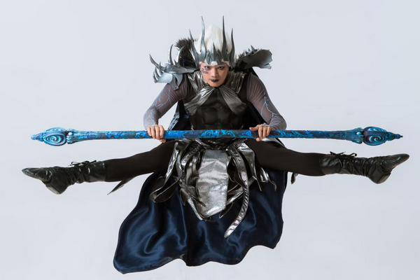 揭秘《巫山神女》100%服化,透过奇幻秀感受国潮之美