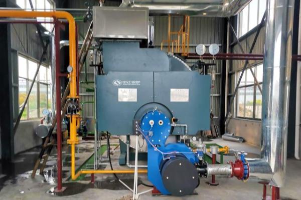 中正锅炉与大力神科技共谋发展 高品质燃气锅炉树立行业好口碑