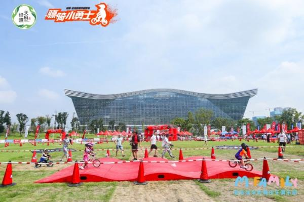 骠骑小勇士成都全地形城市越野赛荣登央视CCTV5《体坛快讯》