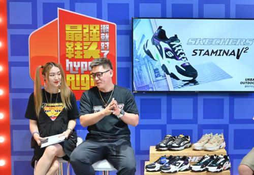 Sneaker Con抖音首秀李娜金句不断 2020线下首秀即将在上海举办