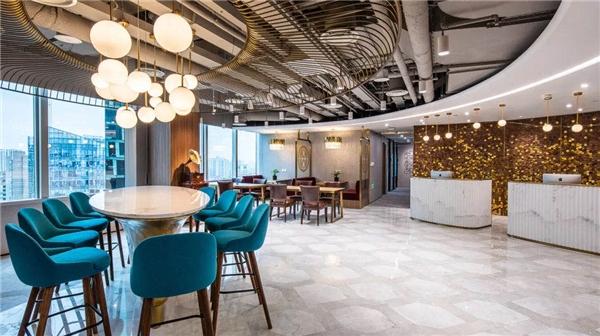 助力企业赋能增效,TEC上海虚拟办公室