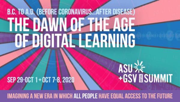 掌门教育受邀出席ASU+GSV全球教育科技峰会 与世界科教精英论道教育创新