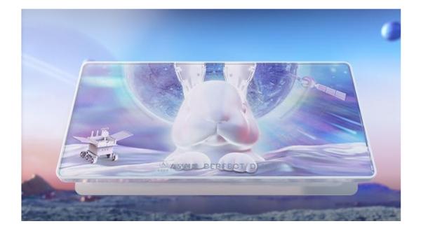 """寻色宇宙,尽收眼底,完美日记与中国航天携""""玉兔""""迎来第二代动物眼影"""