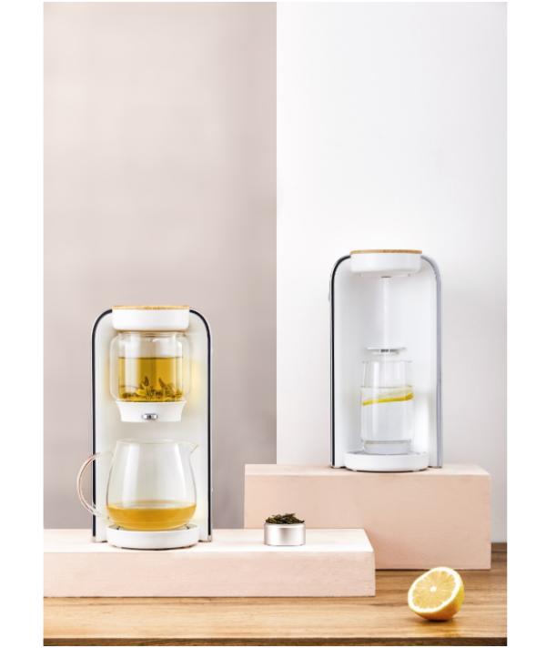 即热饮水机+智能泡茶机,鸣盏即热茶饮机这是什么神仙好物?