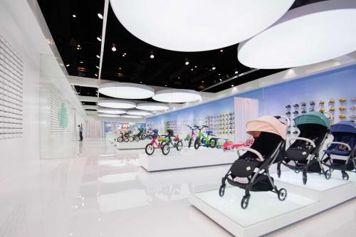 美育新生 艺术造物Babycare云box亮相CBME