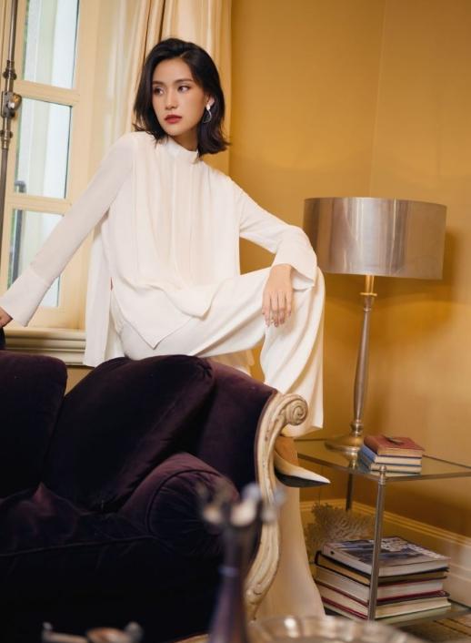 宝姿Ports 让衬衫化为职场女性的自信与力量