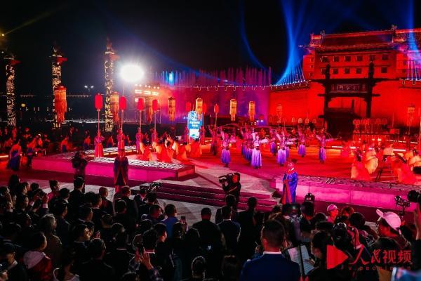 丝路连接世界 电影和合文明 第七届丝绸之路国际电影节在西安开幕