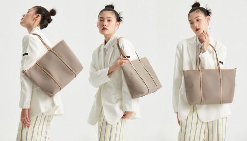 """薇娅力荐的国货女包,上线30秒售罄!中国版的""""Prada""""究竟长什么样?"""