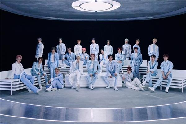 酷狗音乐首发上线NCT全新回归专辑 展现各队多彩音乐魅力