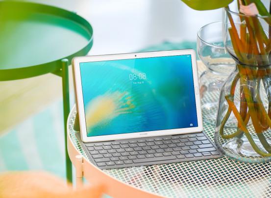 华为MatePad 10.8超强协作,高效生产力工具就该如此