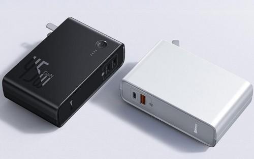 iPhone 12续航时间更短?就用倍思GaN能量堆双模充电宝来解决