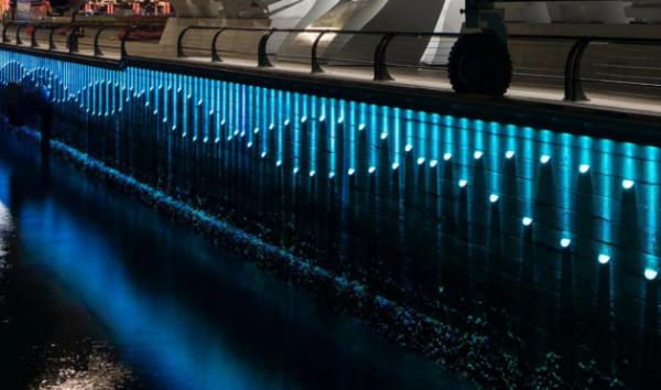 雷士照明户外工厂丨专业专注,全心服务